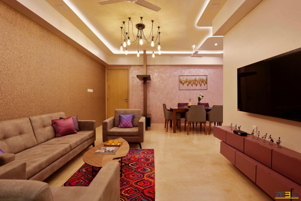 Residence For Mr. Jimmy Hallis, Bandra